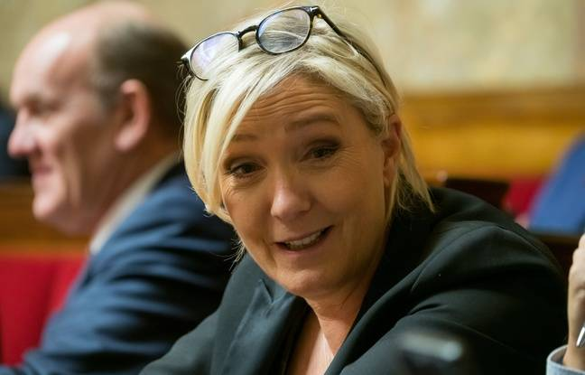 Colonisation: Marine Le Pen reproche à Emmanuel Macron de «salir l'Histoire de France»