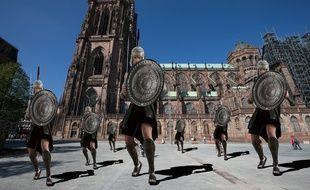 Strasbourg: Il y aura bientôt des combats de gladiateurs