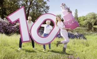 Cyril Lignac, Mercotte et Marie Portolano seront au rendez-vous de la saison 10 du Meilleur pâtissier.