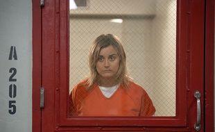 Piper Chapman (Taylor Schilling) dans la saison 6 de «Orange Is The New Black».