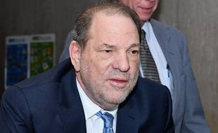 Harvey Weinstein, le 24 février 2020 à la sortie du tribunal de New-York.