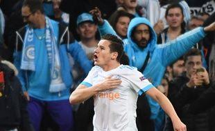 Florian Thauvin a inscrit le 3e but marseillais