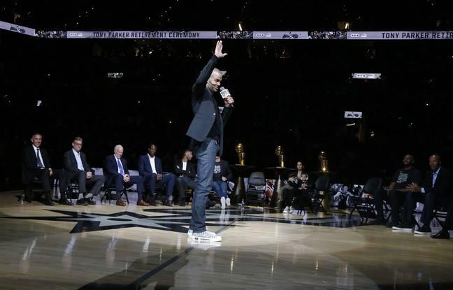 VIDEO. Tony Parker est entré lundi dans le panthéon des San Antonio Spurs