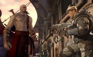 «God of War:Ascension» et «Gears of War:Judgement».
