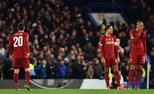 Liverpool n'est plus invincible.