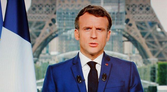 Allocution d'Emmanuel Macron : « Nous devrons sans doute nous poser la  question de la vaccination obligatoire », indique le président