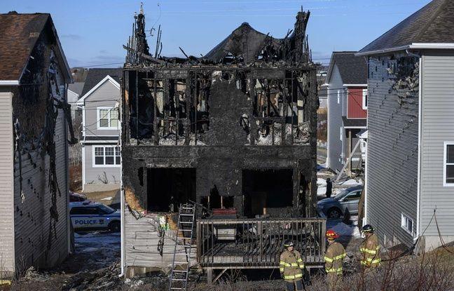 Canada: Sept enfants d'une même famille décèdent dans l'incendie de leur maison