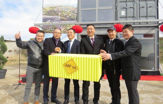Les grossistes chinois accueillent le projet avec enthousiasme