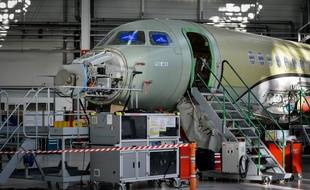 L'aéronautique fait partie des secteurs qui recrutent.
