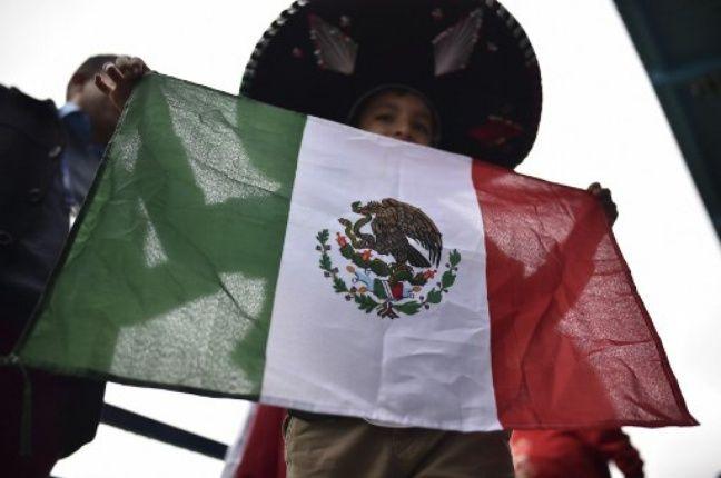 Le Mariachi, ou le déguisement éternel des Mexicains.