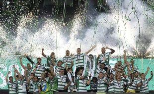 Le Sporting champion du Portugal. Tout un club attendait cela depuis 2002.