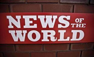 Le tabloïd anglais News of the World est impliqué dans un scandale retentissant d'affaires téléphoniques en Grande-Bretagne.