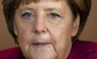 Angela Merkel, le 14 août 2013 à Berlin.