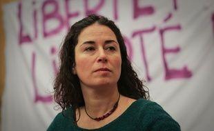 La sociologue turque et doctorante à l'université de Strasbourg Pinar Selek.