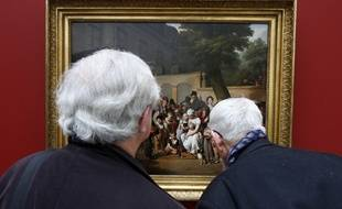 Une exposition au Palais des beaux arts de Lille.