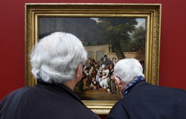 Une exposition au musée du Palais des beaux arts de Lille.