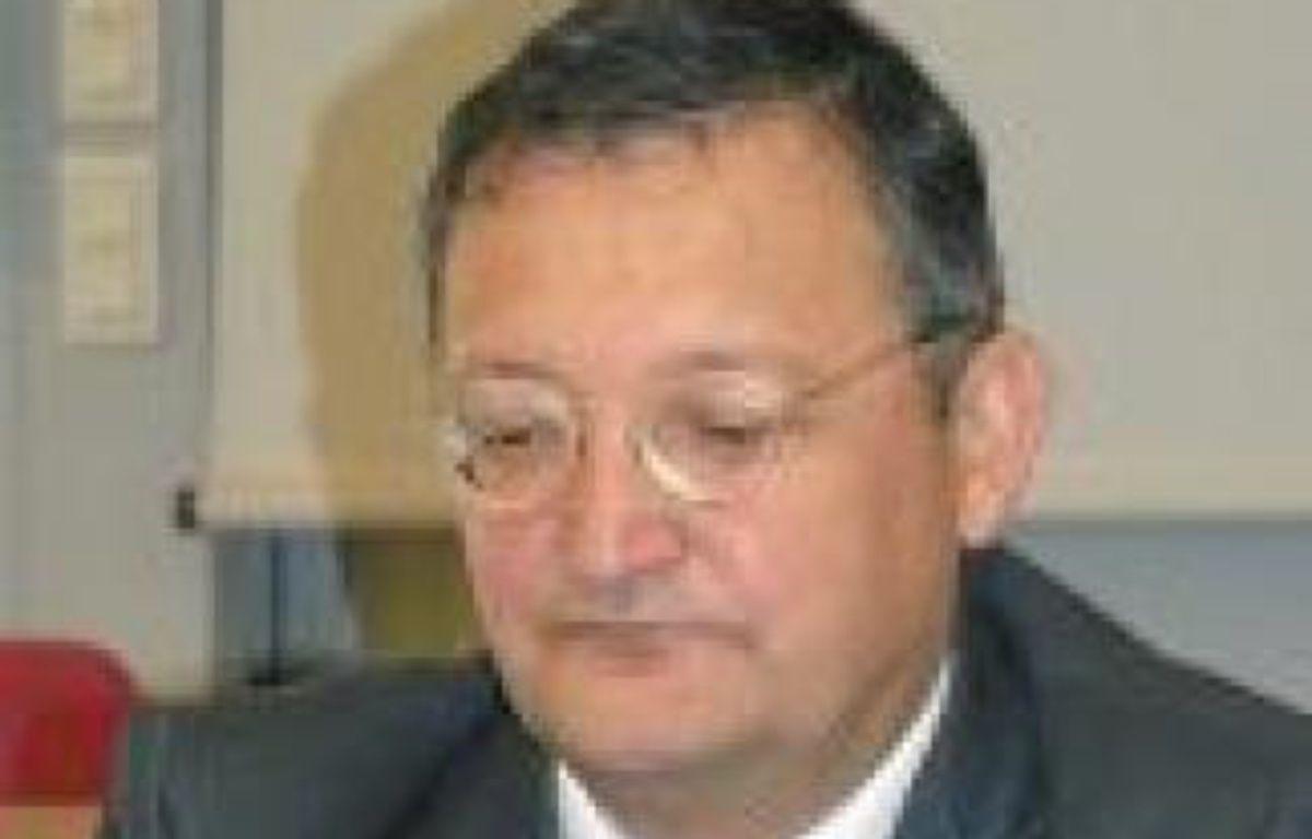 Michel Robert, président de l'UM-II. –  N.KADEN / 20 Minutes