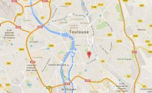 Le lycée Guynemer, à Toulouse.