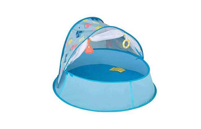 Tente anti-UV pour bébé Babymoov Aquani