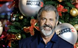 L'acteur Mel Gibson
