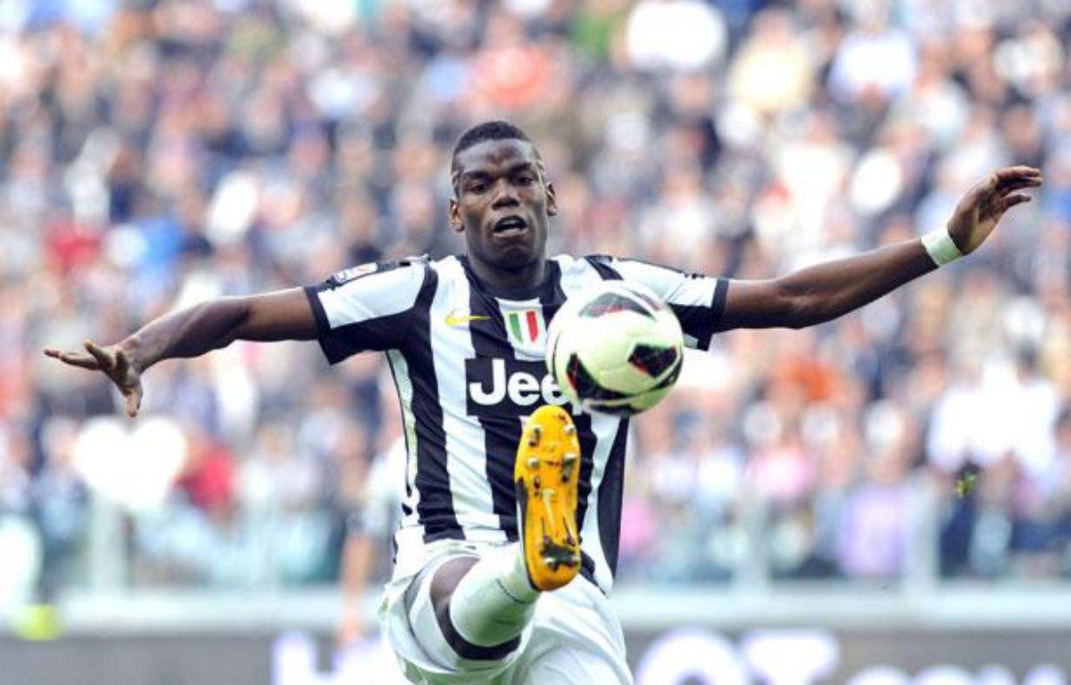 Paul Pogba, le milieu de la Juventus, le 10 mars 2013 – Massimo Pinca./AP/SIPA