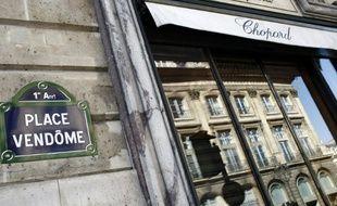 Le magasin de bijoux Chopard, place Vendôme, avait été braqué en mars dernier