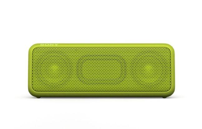 La SRS-XB3 de Sony (179 euros) adopte la fonction Powerbank pour recharger les smartphones.