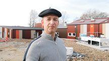 Guillaume Betton est le président du SAS pôle viandes locales qui va ouvrir cet été en Creuse.