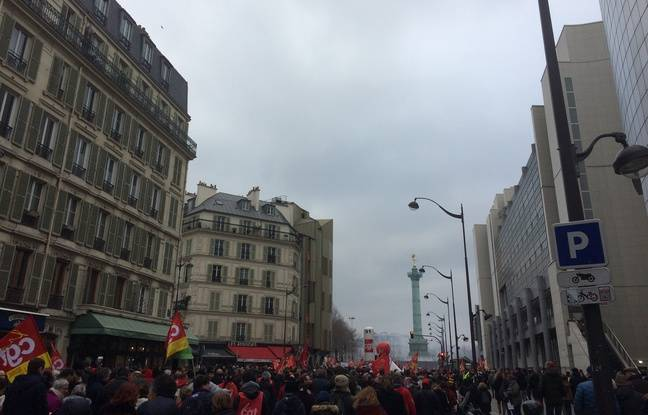 Cortège parisien