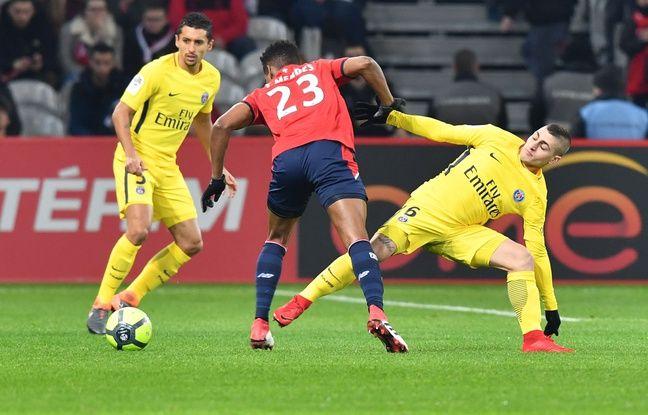 Losc-PSG: Le stade Pierre Mauroy pourrait battre son record d'affluence pour le possible titre du PSG