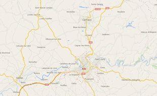 Une source policière annonce l'interpellation de trois personnes dans le cadre du démentèlement d'une cellule djihadiste à Albi (Tarn).