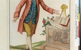 Rousseau est né à Genève en 1712.