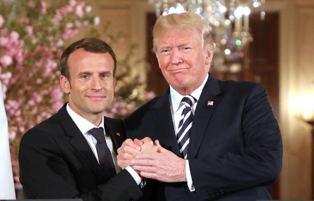 Visite aux Etats-Unis: La presse étrangère critique la stratégie d'Emmanuel Macron face à Donald Trump