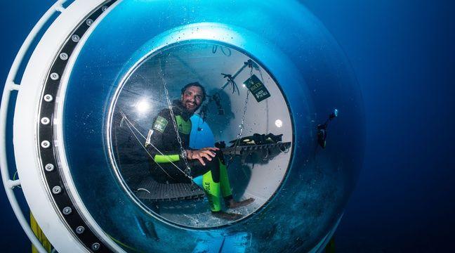 Une capsule sous-marine pour repousser les limites de l'exploration