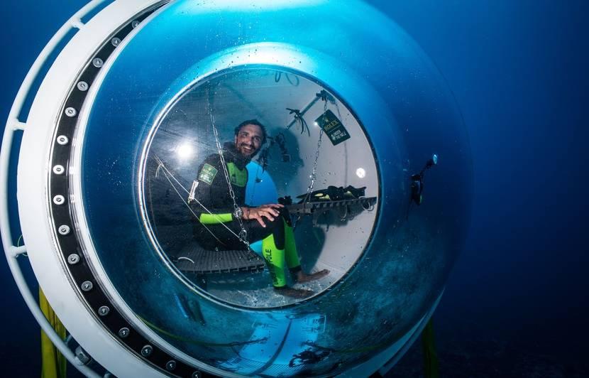 Under the pole, une capsule sous-marine pour repousser les limites de l'exploration scientifique