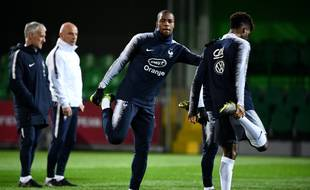 Djibril Sidibé retrouve les Bleus après la blessure de Léo Dubois.