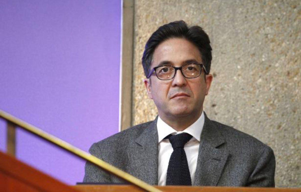 AquilinoMorelle est venu témoigner, jeudi23 mai, au procès duMédiator àNanterre (Hauts-de-Seine). – LUDOVIC-POOL/SIPA