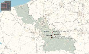Les villes Denain, Wallers, Raismes et Saint-Amand ont été touchées.
