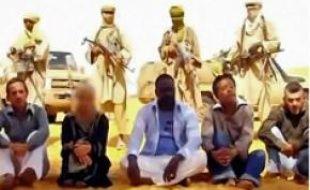 Les otages ont été enlevés dans la nuit du 15 au 16 septembre au Niger par Aqmi.
