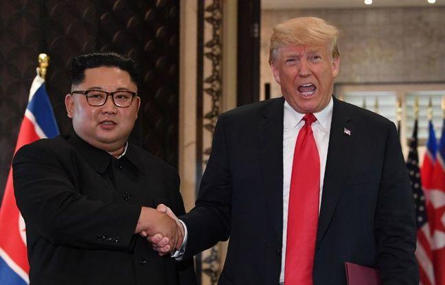 VIDEO. «C'est un dur», Trump relativise les exécutions ordonnées par Kim Jong-un Nouvel Ordre Mondial, Nouvel Ordre Mondial Actualit�, Nouvel Ordre Mondial illuminati