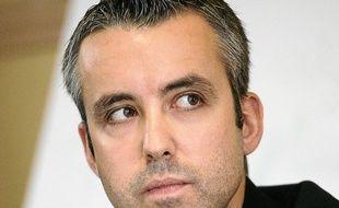 Antoine Maurice, élu EELV de TOulouse et porte-parole du mouvement.