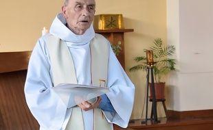 Le père Jacques Hamel.