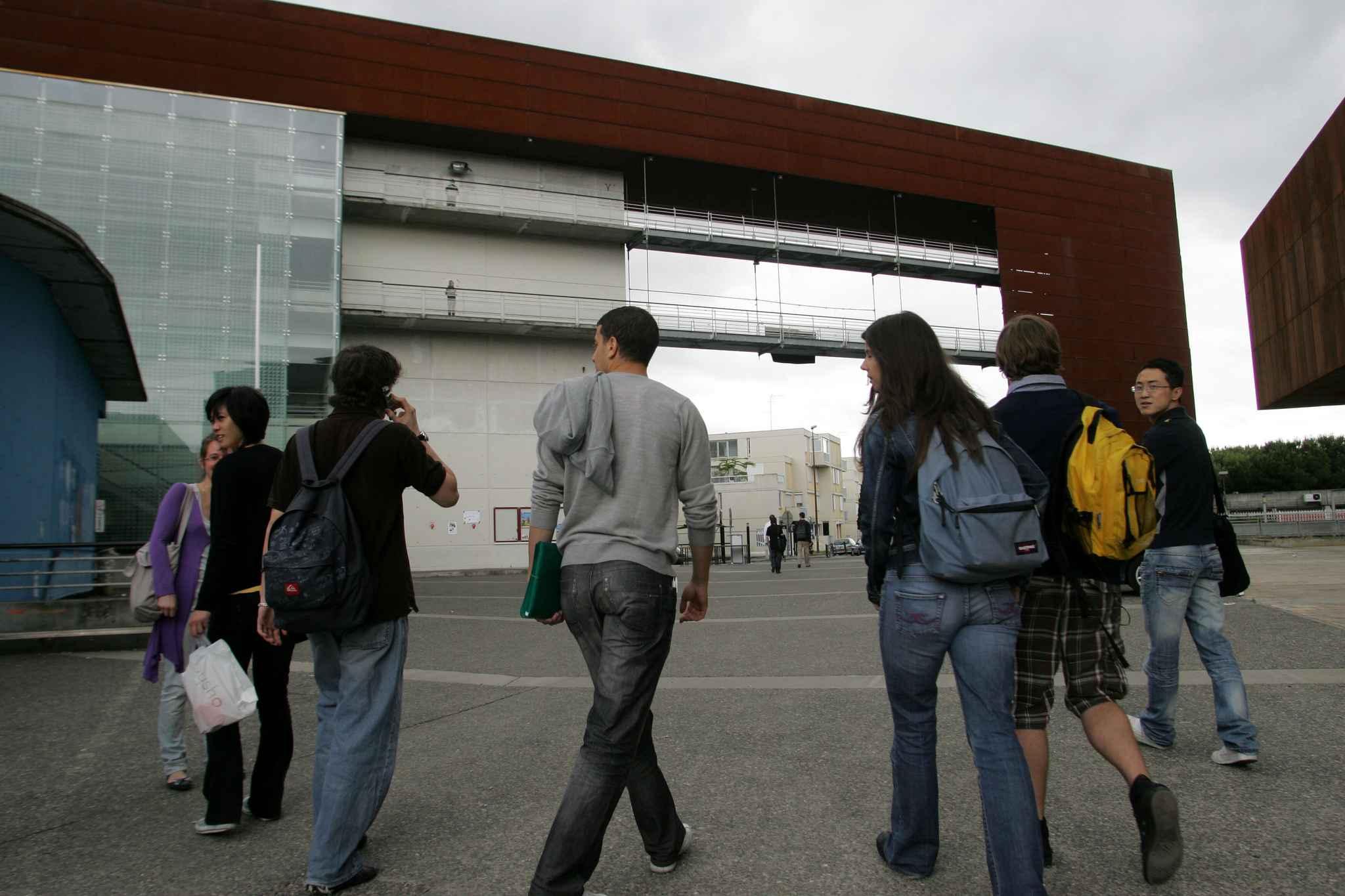 Loi travail le blocus vot l universit jean jaur s de - Residence les jardins de l universite toulouse ...