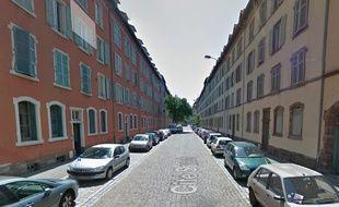 123 logements de la cité Spach ont été privés de chauffage pendant 5 jours. La température à l'intérieur atteignait à peine les 10°C.