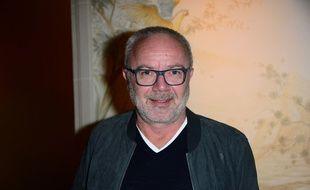 Olivier Baroux à Paris en mars 2016