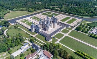 Le château de Chambord, palais de la Renaissance