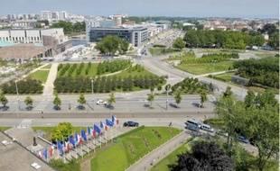 L'aménagement du parc de l'Etoile prévoit une réorganisation des axes routiers.