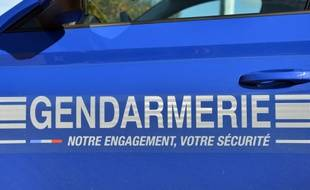 Photo d'illustration d'une voiture de gendarmerie.