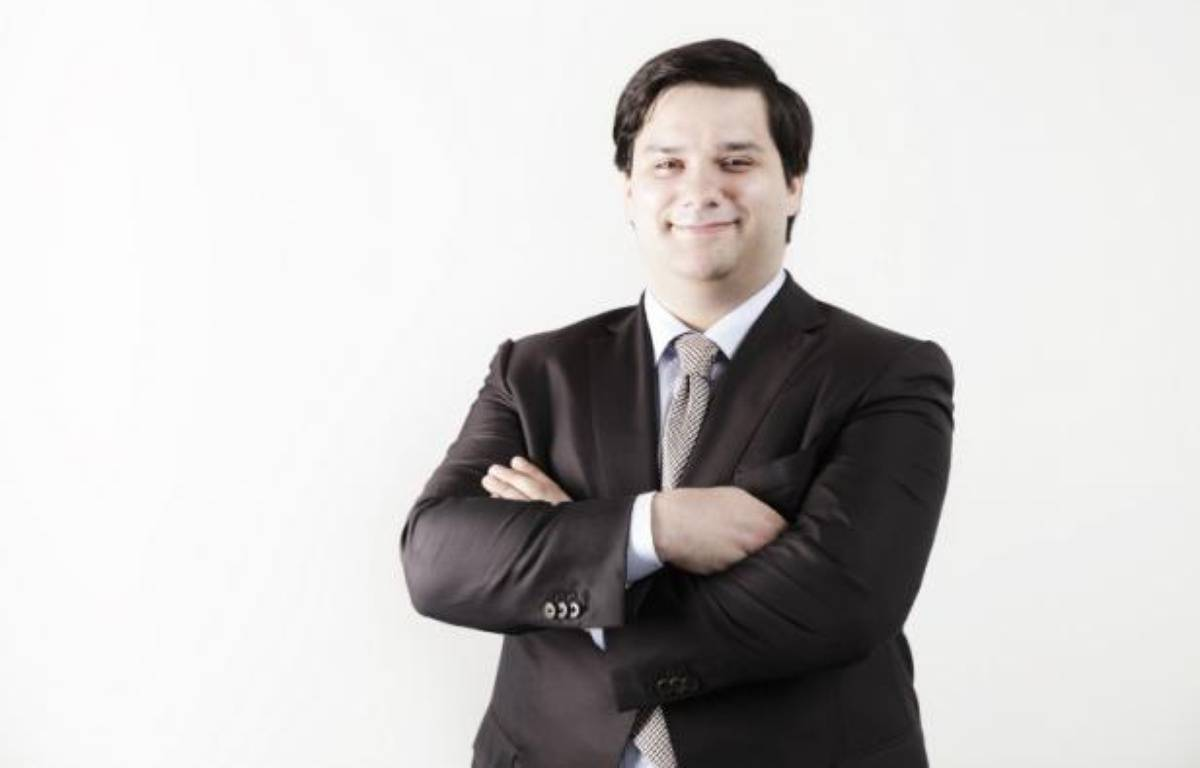 Mark Karpèles, le PDG français de l'entreprise japonaise Tibanne, propriétaire du site d'échange de bitcoins MtGox. – TIBANNE