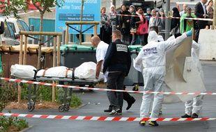 Un homme est mort, tué par balle, sur le boulevard National jeudi.